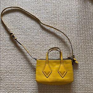 Yellow crossbody💛